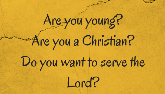 youth ministry yesterday and today Discover 10 new rules for ministry today  who are the leading youth ministry voices today ministry focus: yesterday, today,.